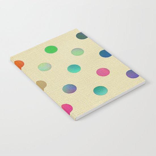 Sweet Dots Notebook