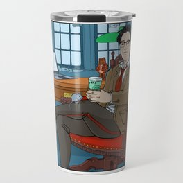 Print No. 5 from Natalie Unseen: The Mouse Queen's Bargain Travel Mug