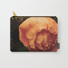 Rose on a sad day Carry-All Pouch