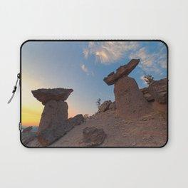 Balancing Rocks Laptop Sleeve