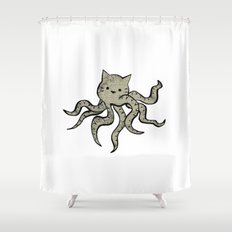 minima - octopuss Shower Curtain