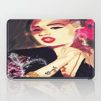 iggy iPad Cases featuring Iggy Azalea by The Expression Studio