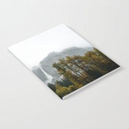 Yosemite Falls Notebook