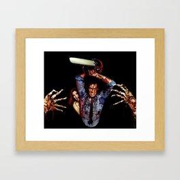 videodrome Framed Art Print