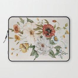 Wildflower Bouquet Laptop Sleeve