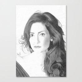 Rozana Canvas Print