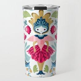 Svedish doll Travel Mug