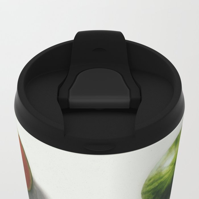 fruit 14 Metal Travel Mug