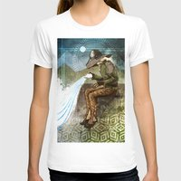 """dragon age inquisition T-shirts featuring Dragon Age Inquisition - Cole - Charity by Barbara """"Yuhime"""" Wyrowińska"""