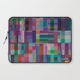 V&A colour blocks Laptop Sleeve