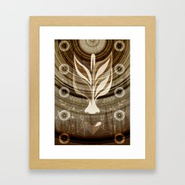 Global Framed Art Print