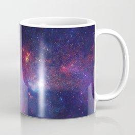 Center of the Milky Way Galaxy IV - Space Art Coffee Mug