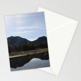 High Peaks Upstate New York Lake Placid Stationery Cards