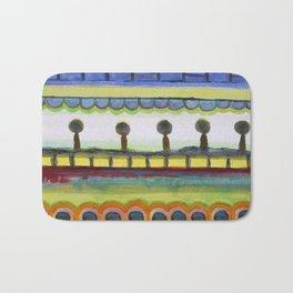 The Seaside Promenade Bath Mat