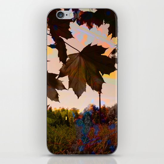 Autumn Dreams iPhone & iPod Skin