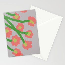 Peacock Colors Stationery Cards