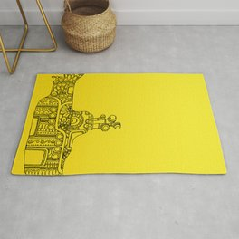 Yellow Submarine Solo Rug