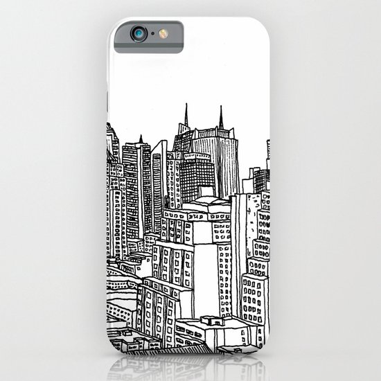 New York View 2 iPhone & iPod Case