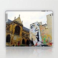 Paris….Shhhhh Laptop & iPad Skin