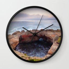 Devils Punchbowl Wall Clock