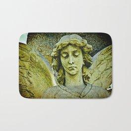 Golden Angel Bath Mat