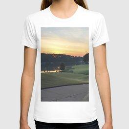 Golfing the Lake T-shirt