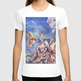 Inspired Jester B. T-shirt