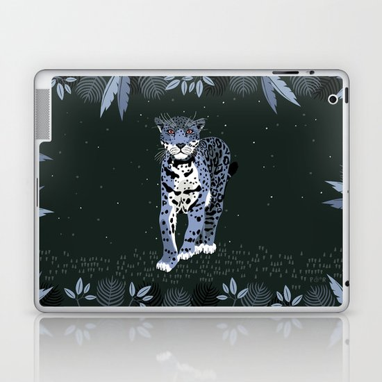 Midnight Jaguar Laptop & iPad Skin