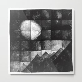 Cosmic Harmony Metal Print