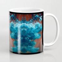 alchemy Mugs featuring Alchemy by Helemm