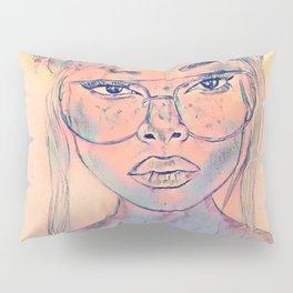 Summer girl Pillow Sham