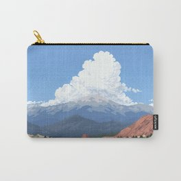 Garden of the Gods Carry-All Pouch