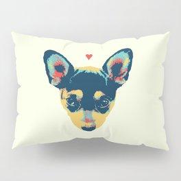 Pet Thoughts Pillow Sham