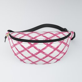 The Fuschia Line Fanny Pack