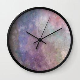 Galaxy Dreamscape Wall Clock