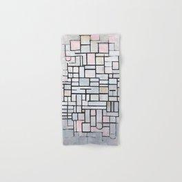 Piet Mondrian - Composition No.IV, 1914 Hand & Bath Towel
