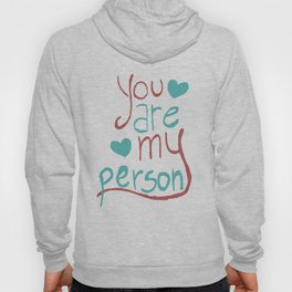 My Person Hoody