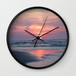 LBI Sunrise Wall Clock