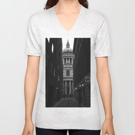 St. Paul's Cathedral Unisex V-Neck