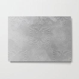 Albania'n Eagle II Metal Print