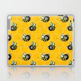 Bumble Bees Laptop & iPad Skin