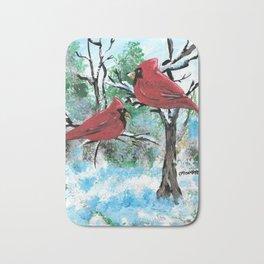 Cardinals II Bath Mat