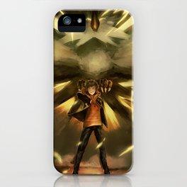 Spark//TEAM INSTINCT iPhone Case