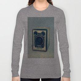 Kodak Brownie Blues Long Sleeve T-shirt