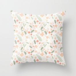 Cottagecore I Throw Pillow
