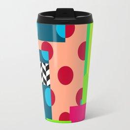MishMash Number 1 Travel Mug