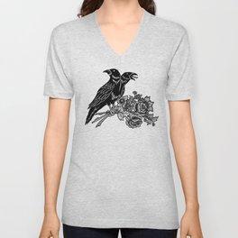 The Ravens Unisex V-Neck
