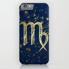 Virgo Zodiac Sign Slim Case iPhone 6s