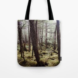 Tree gathering | Nature Photography Tote Bag
