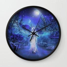 Khione Wall Clock